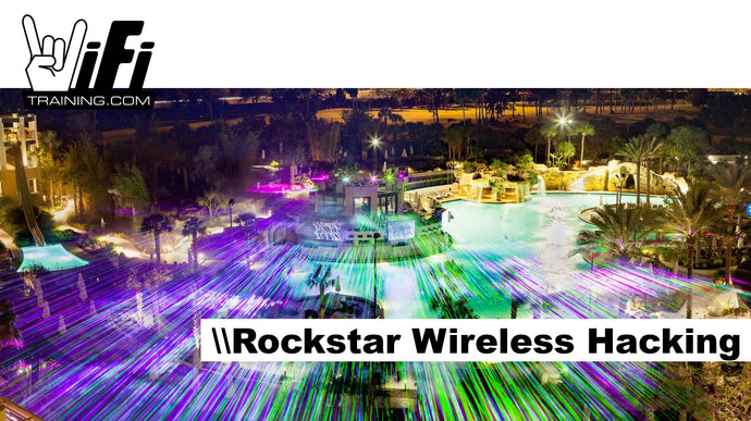 Rockstar Wireless Hacking