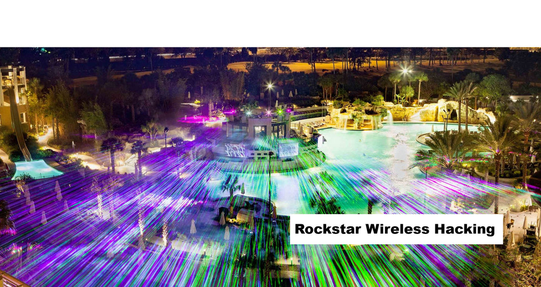 Rockstar Wireless Hacking - Pre-Order