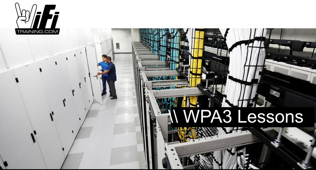 WPA3 Lessons
