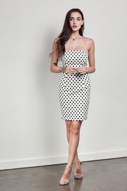 Dotty - White