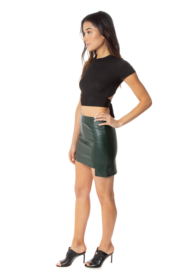 Cadet Faux Skirt