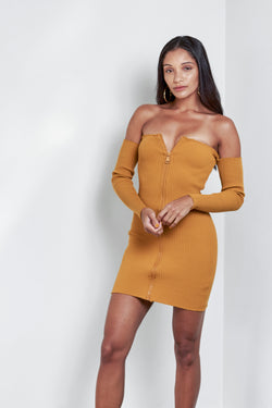 Zip Me Down Dress