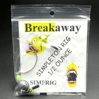 Surf Fishing Simpleton (Carolina) Rigs