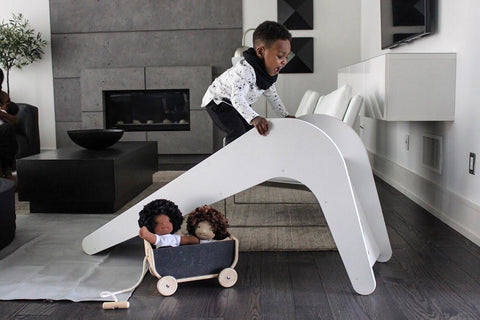 jupiduu wooden slide - white elephant