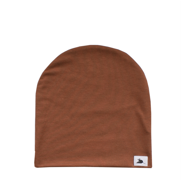 bamboo beanie by lille mus