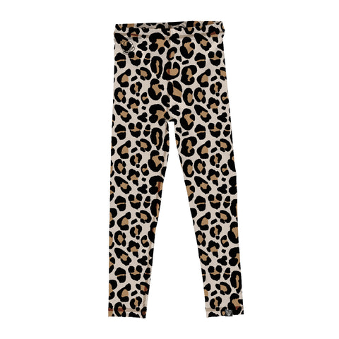 leopard shark UPF 50+ leggings