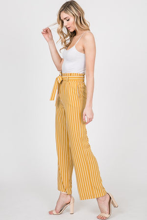 On a Break - Boho Wide Leg Pants