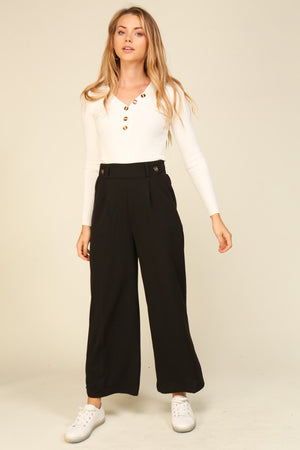 Goal Getter - Wide Leg Pants