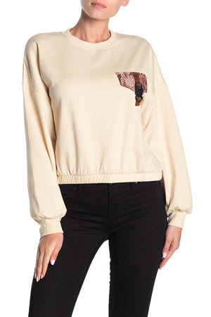 Change the Tempo - Pullover Sweater