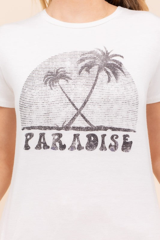 Almost Paradise - Graphic T-Shirt