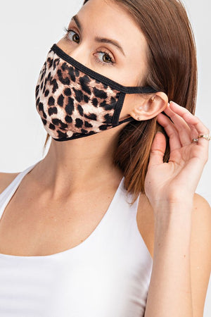 Into the Wild - Face Mask