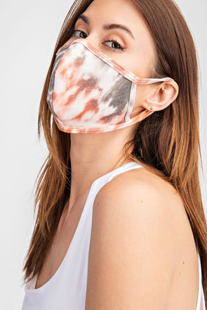 Not Tied Down - Tie Dye Mask