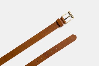 Leather Belt - Purasangre