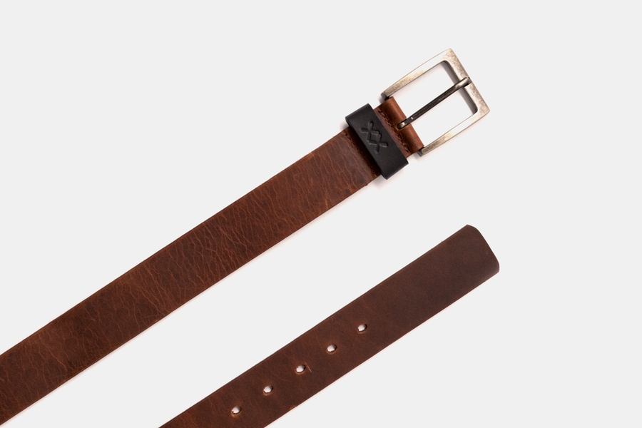 Leather Belt - Classic