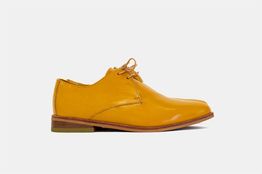 Garza - Yellow Patent
