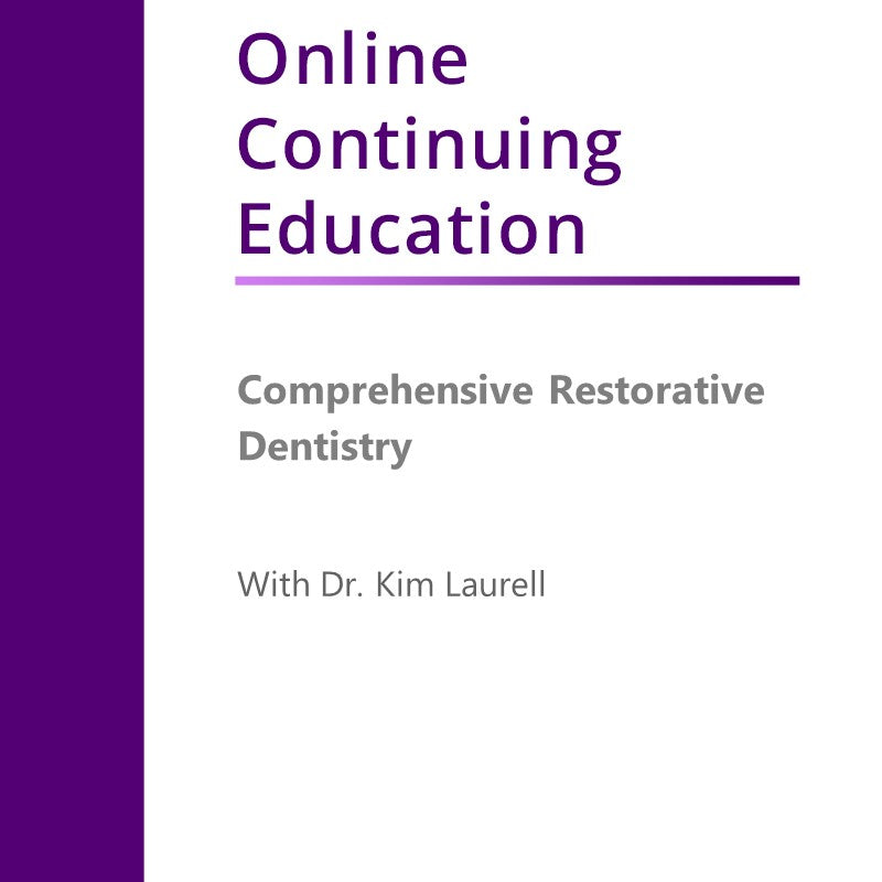 Comprehensive Restorative Dentistry