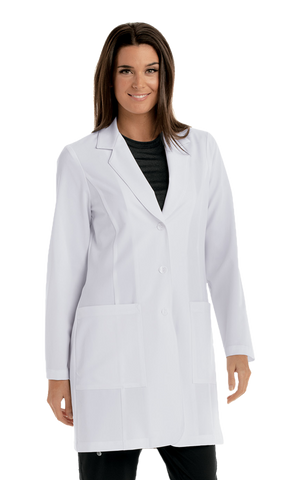 لابكوت نسائي~Female Lab Coat