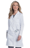 لابكوت بأربع أزارير امامية~LABCOAT WITH FOUR BUTTON CLOSUR