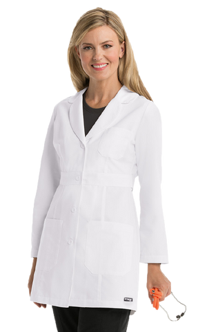 "لابكوت بطول ٣٤""~34"" length Labcoat"