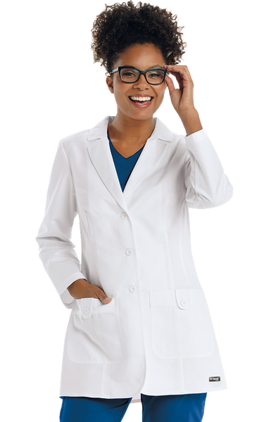 "لابكوت بطول ٣٢""~32"" length Labcoat"