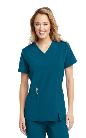 بلوزة سكرب باركو  ويلنس~ Wellness Scrub Top