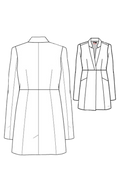 لابكوت سجنتشر الإستثانئي~Signature Premuime Lab Coat