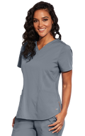 بلوزة سكرب جِل بثلاثة جيوب~Jill 3 Pocket Scrub Top