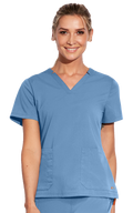 بلوزة سكرب كلير بثلاثة جيوب~Claire 3 Pocket Scrub Top
