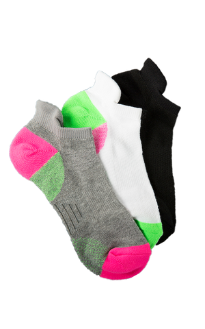 جوراب نسائية~SPORT THE SOCK VIP SOLIDS 1SZ