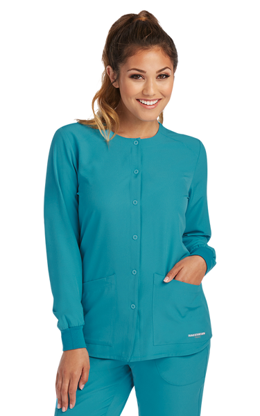 سكرب جاكيت~Two Pockets Scrub Jacket