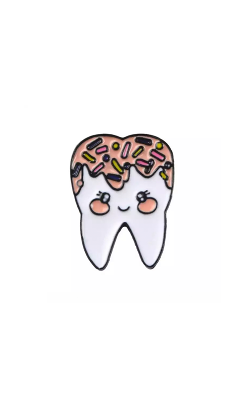 دبّوس الضرس~Sweet Tooth Pin