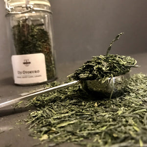 Uji Gyokuro - Luxury Loose Leaf Japanese Green Tea- The Cove Tea Company - Spruce Grove Alberta