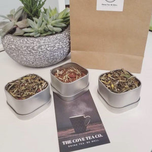 3 Tea Sampler Gift Box