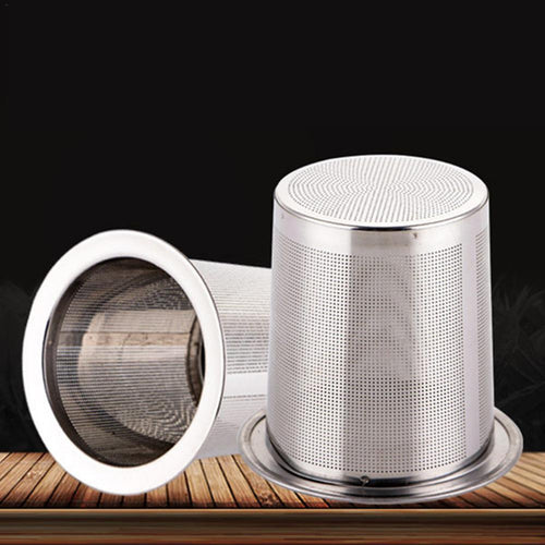 Reusable Mesh Tea Infuser and Strainer