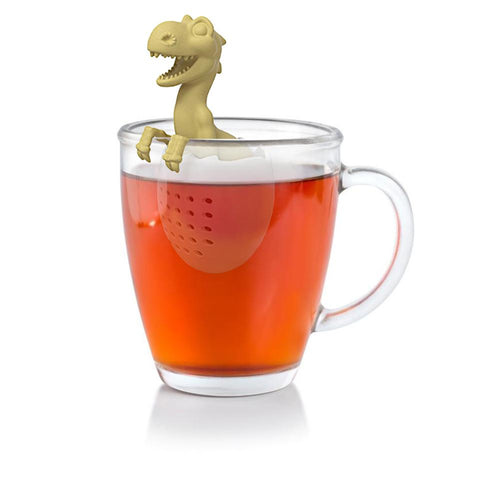 Baby Dinosaur with Egg Tea Infuser