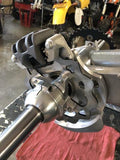 Rear Caliper Bracket & Rotor Guard