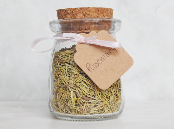 Rosemary Herb Jar - Mindful Intentions