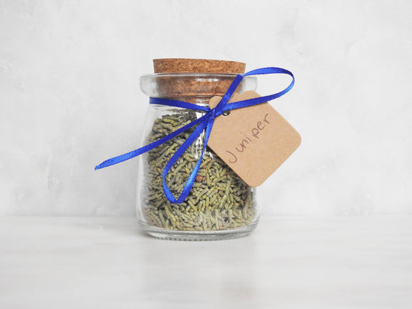 Juniper Herb Jar - Mindful Intentions