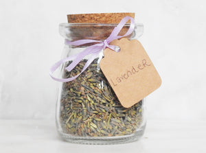 Lavender Herb Jar - Mindful Intentions