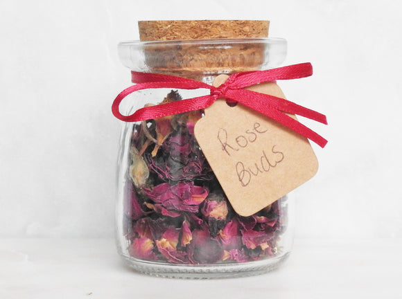 Rose Bud Jar - Mindful Intentions