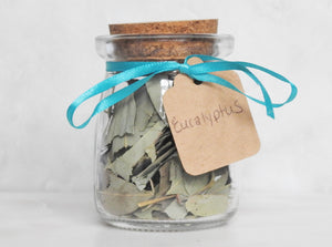 Eucalyptus Herb Jar - Mindful Intentions