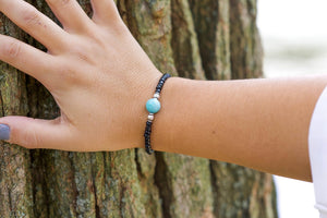 Courage- Amazonite Bracelet