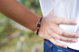 Protection- Black Onyx Bracelet