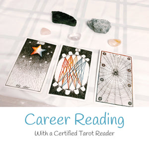 Career Reading- Written PDF - Mindful Intentions