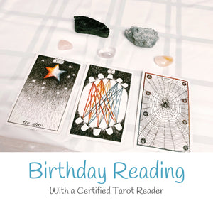Birthday Reading- Written PDF - Mindful Intentions
