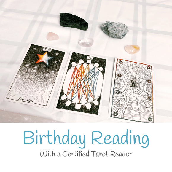 Birthday Reading- Written PDF