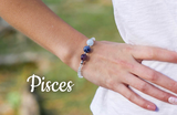 Pisces- Zodiac EnergyBand - Mindful Intentions