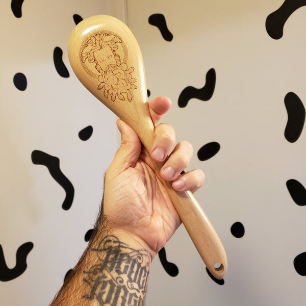 Wettworker Wooden Spoon - PRESALE