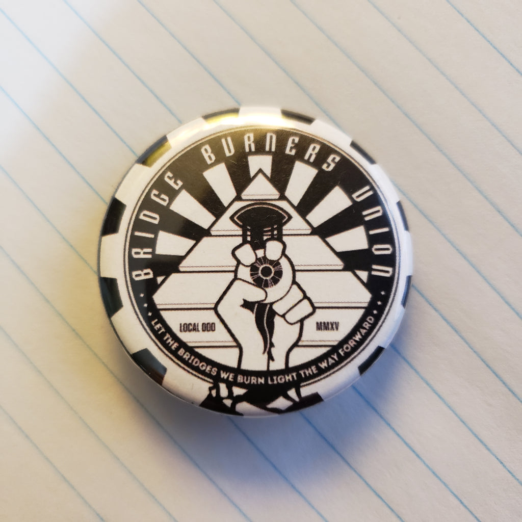 BBU Logo Pin
