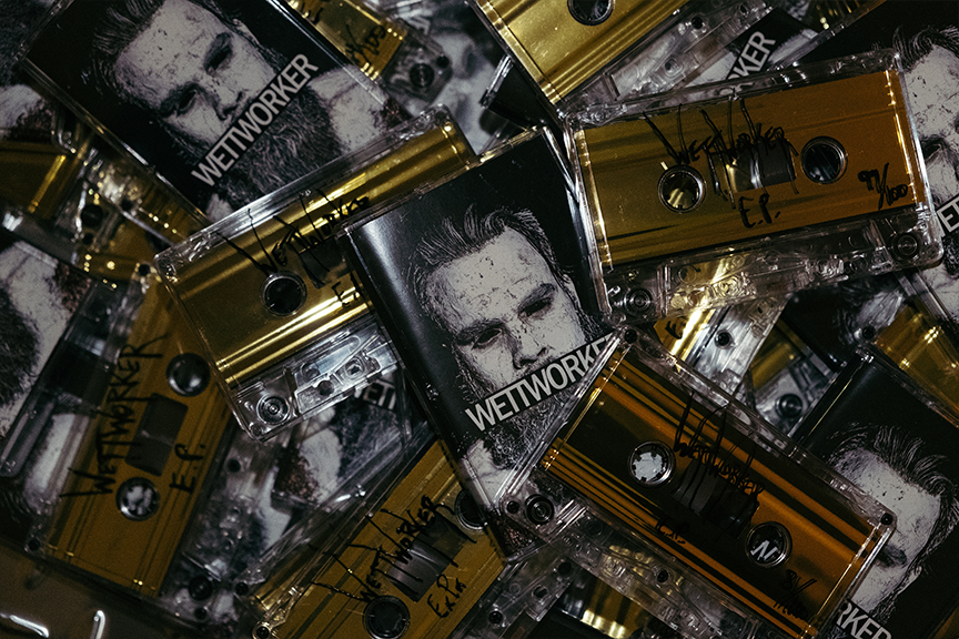 Wettworker EP Cassettes